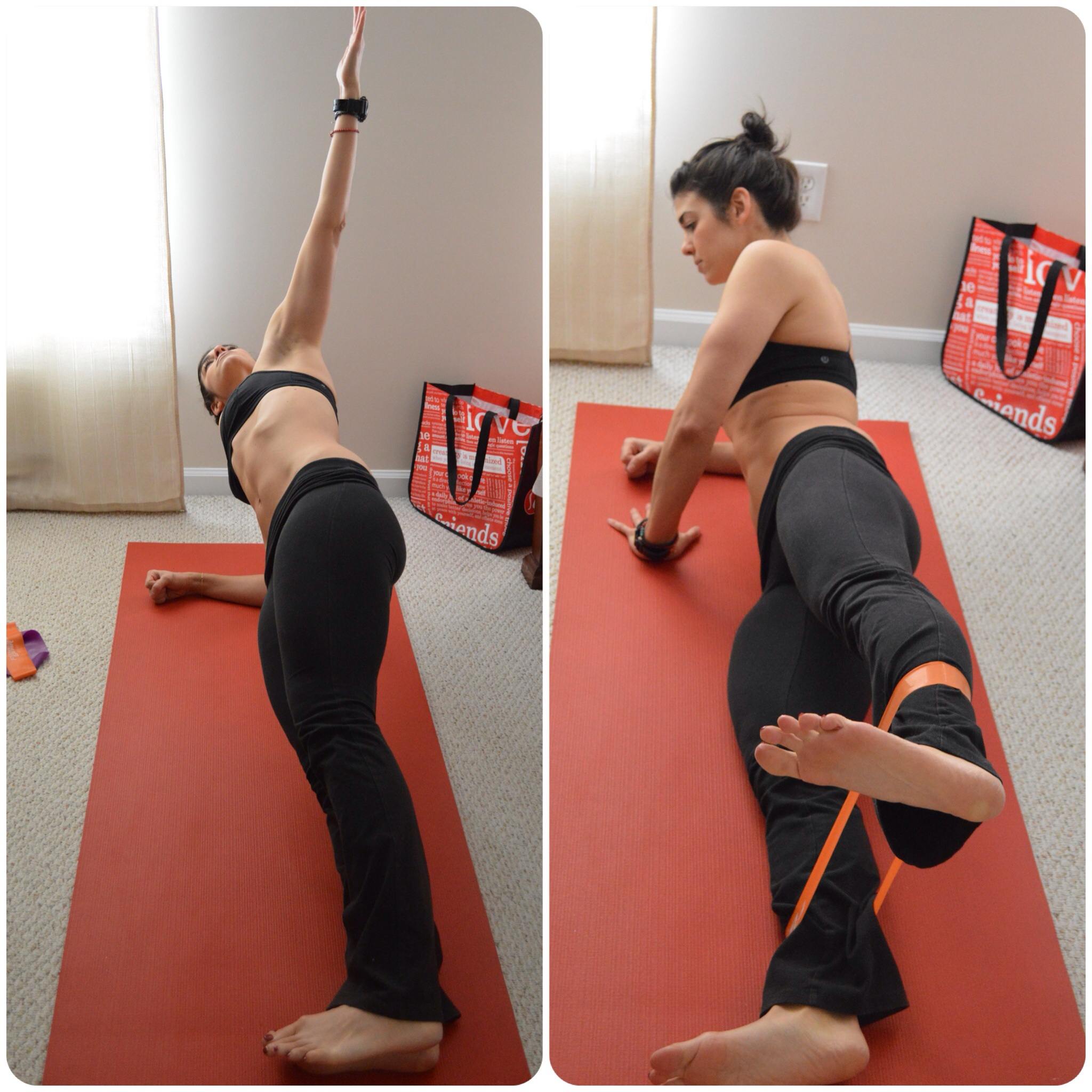 Side Plank - Lauren Schwaiger