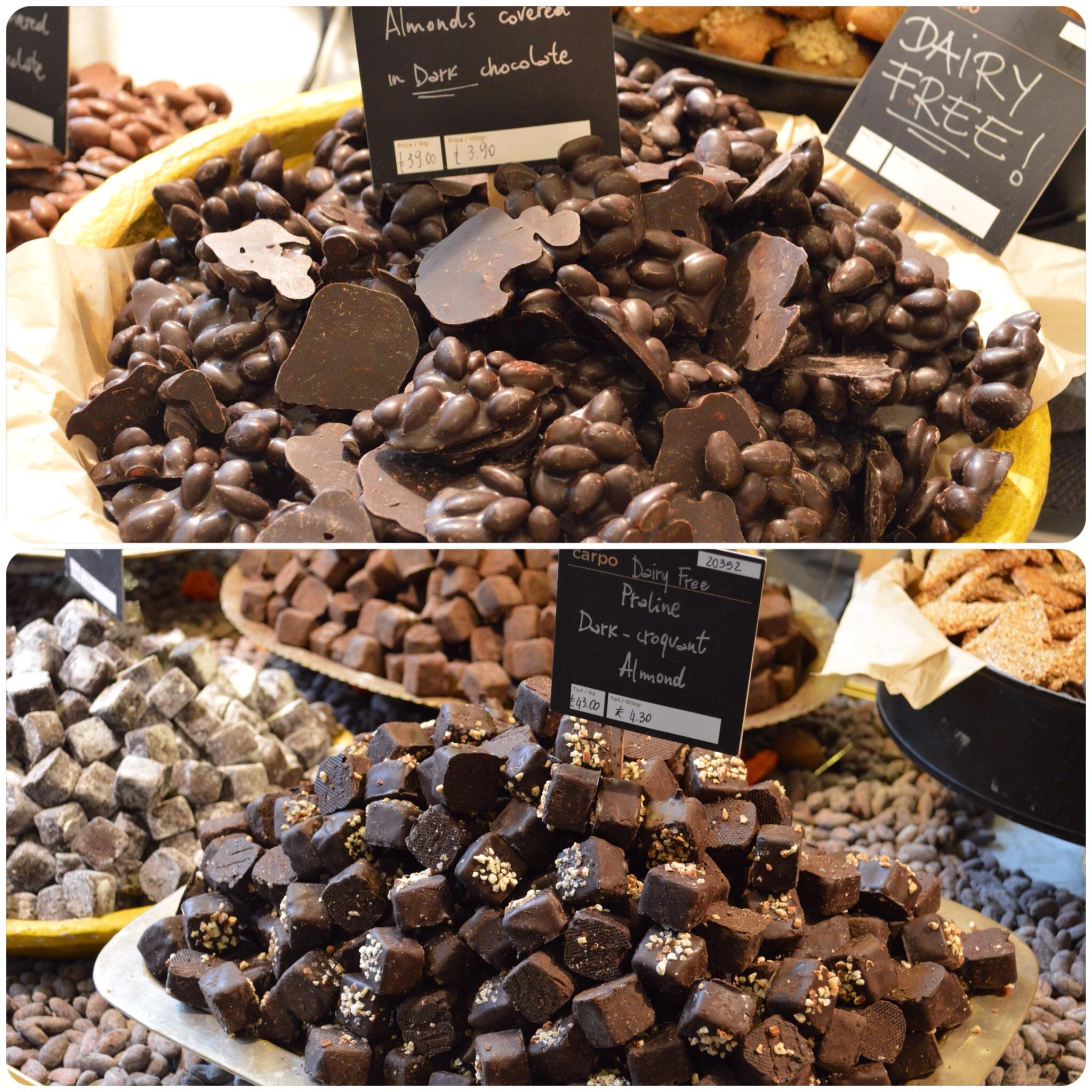 Carpo London - Chocolates