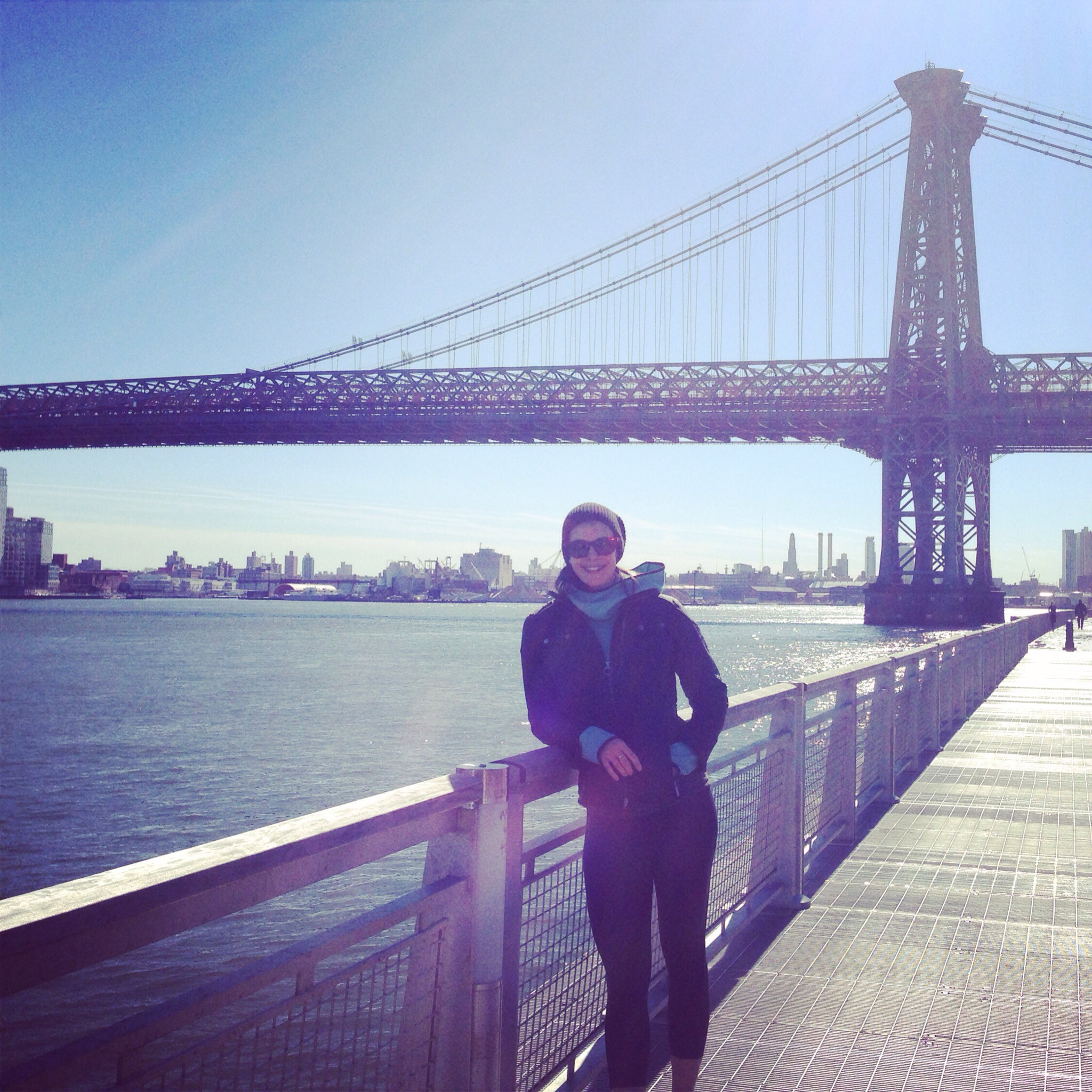 East River - NYC - Lauren Schwaiger