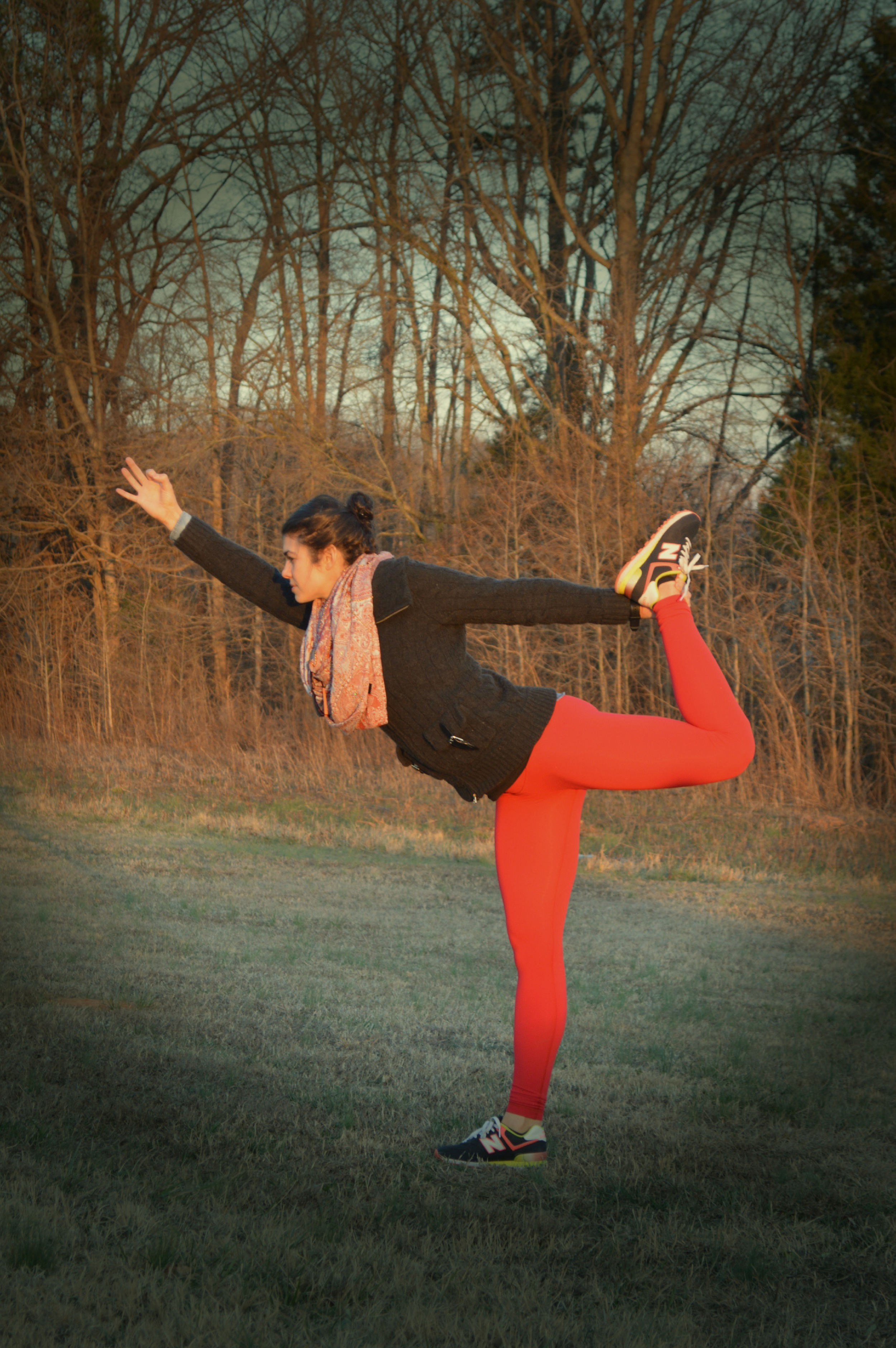 Dancer Pose - Lauren Schwaiger