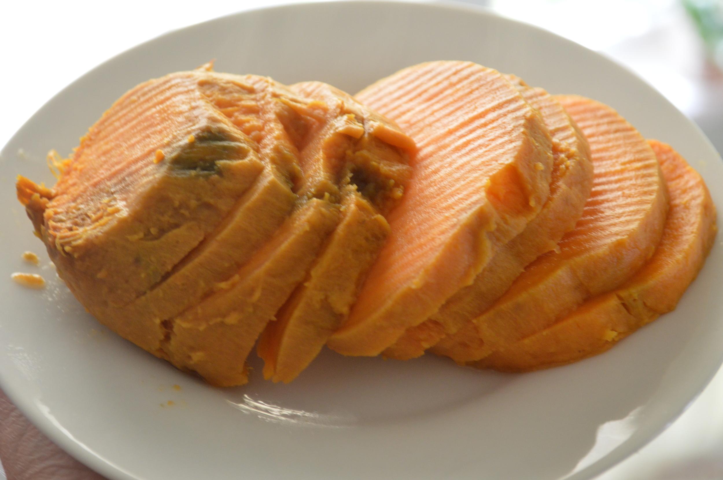 1/2 sweet potato