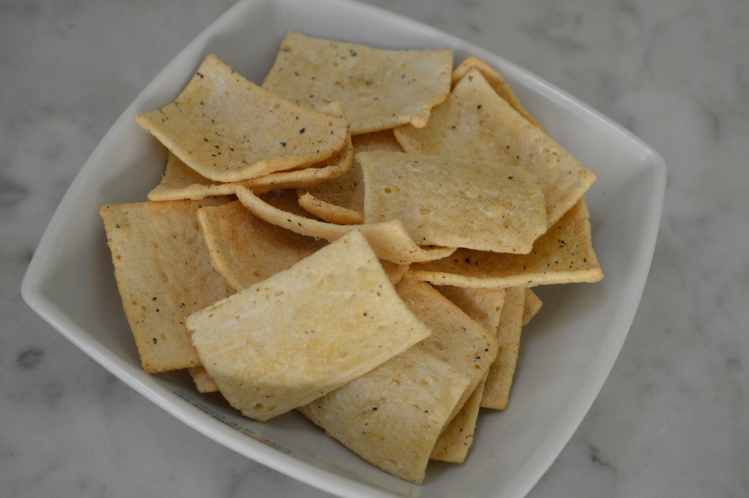 Lentil Chips