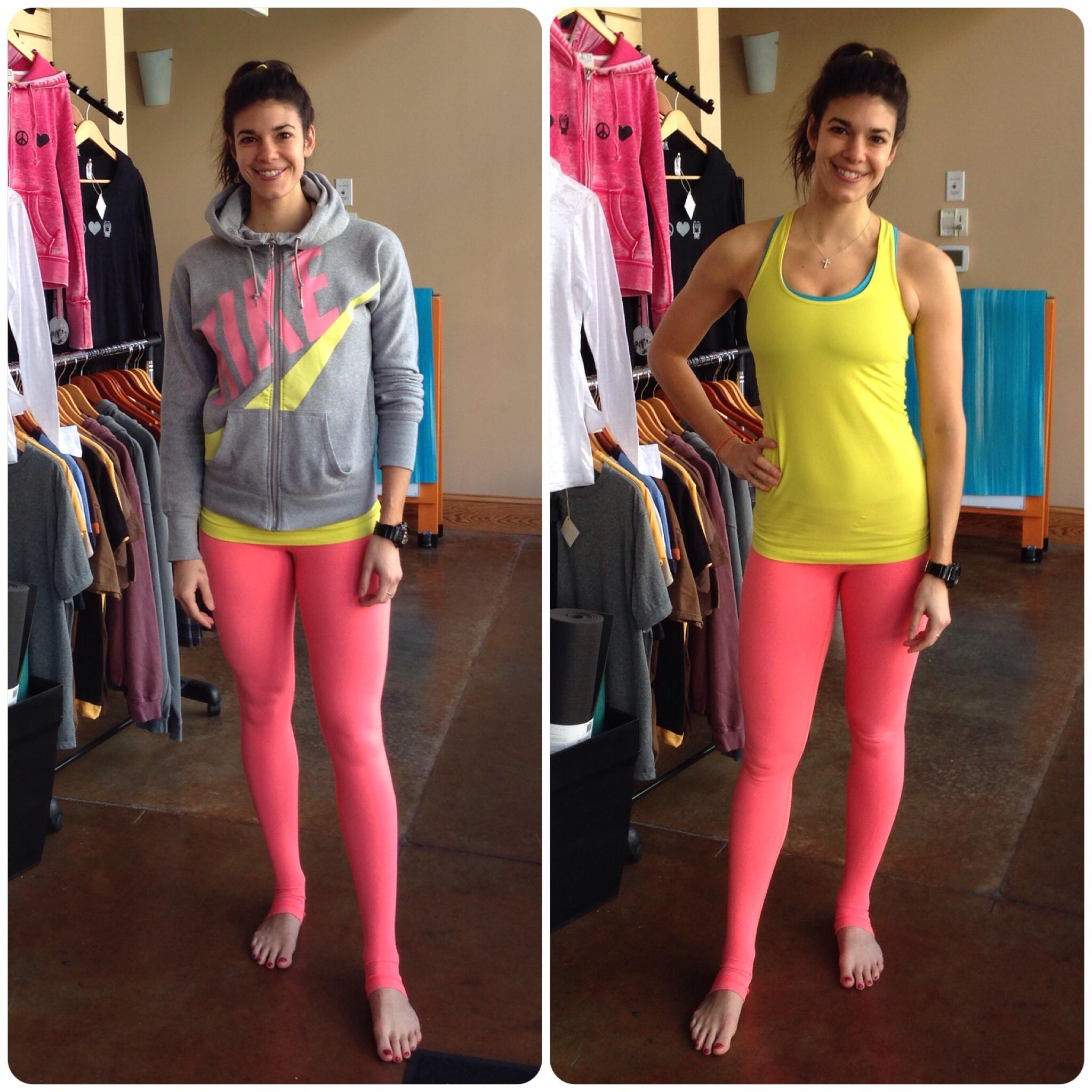 Fitness Fashion - LuluLemon - LS Style