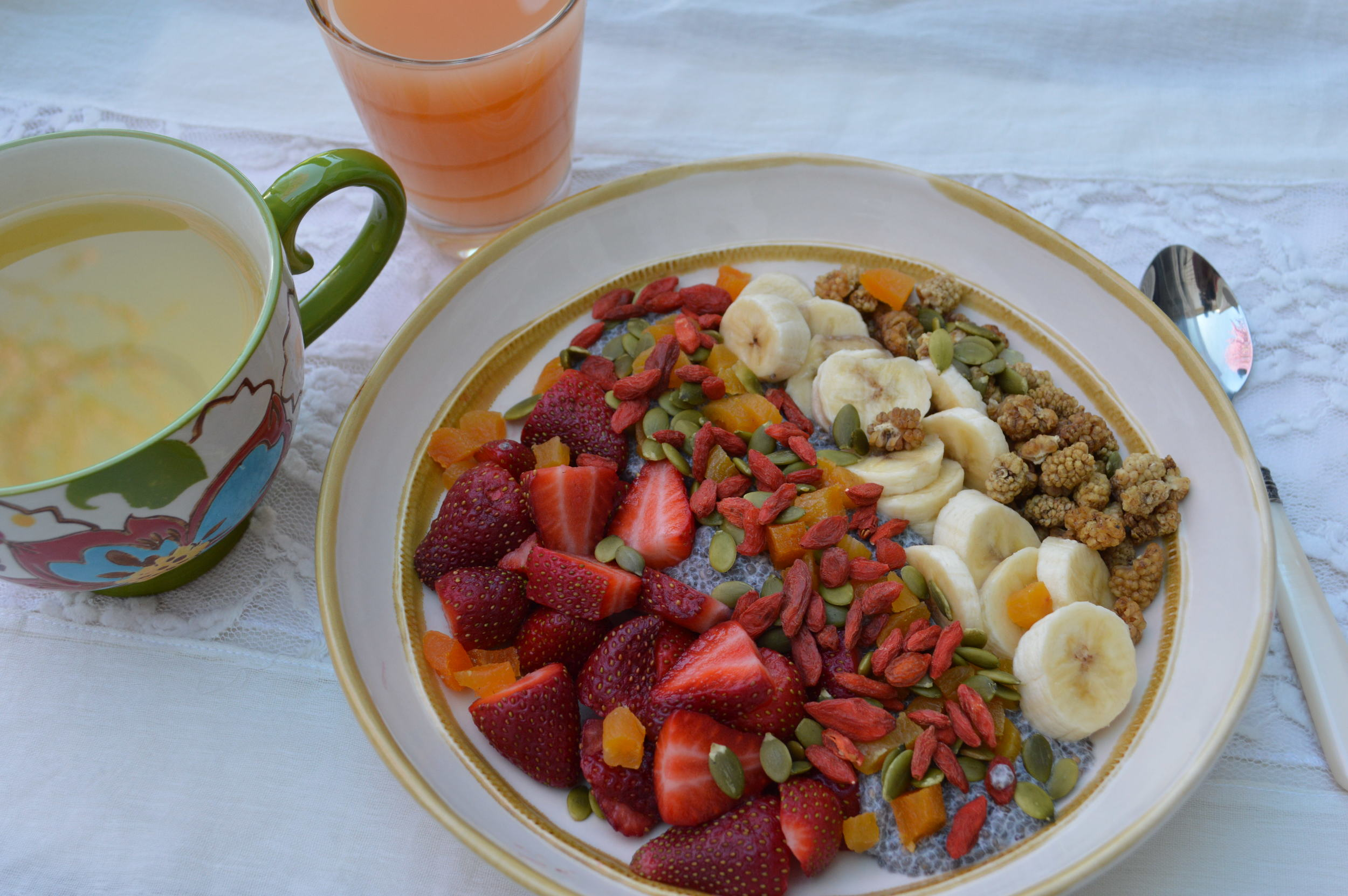 Superfood Breakfast Bowl