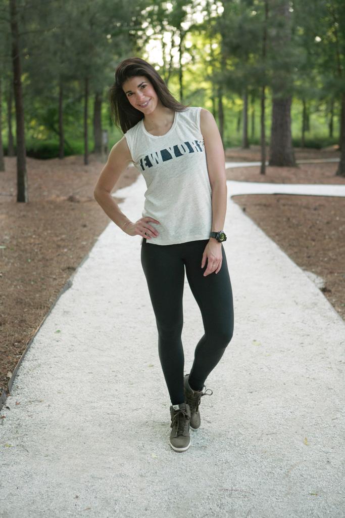 Lauren Schwaiger - Fitness Fashion