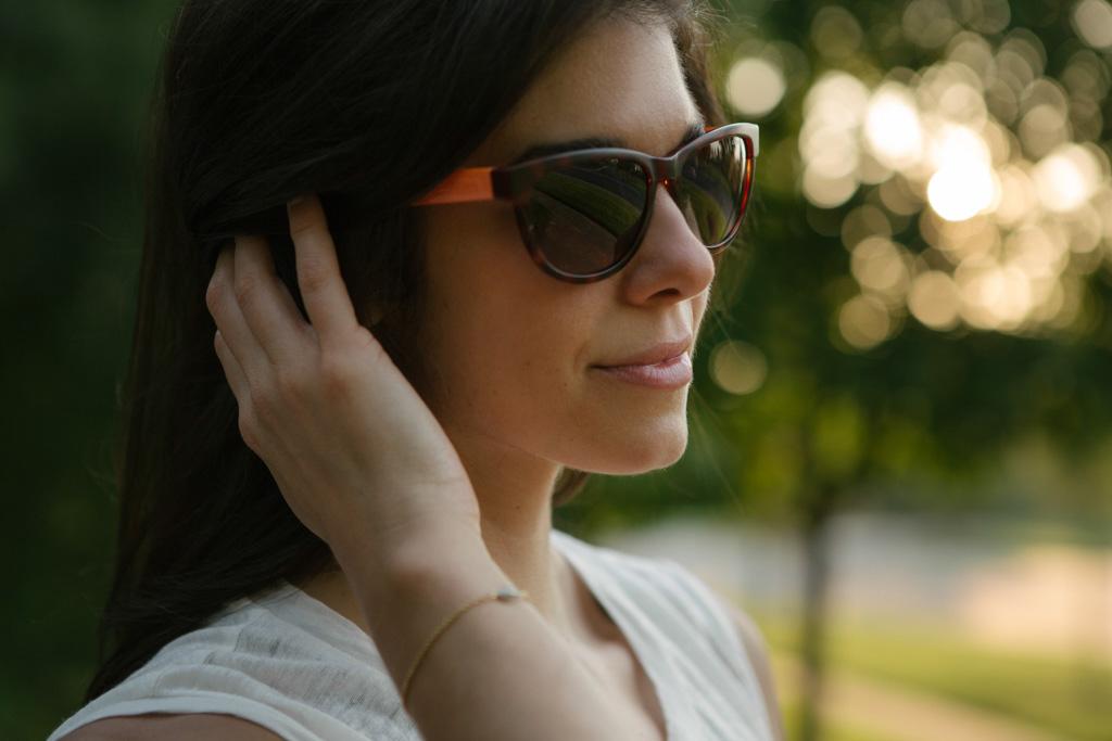 Lauren Schwaiger - Carrera Sunglasses