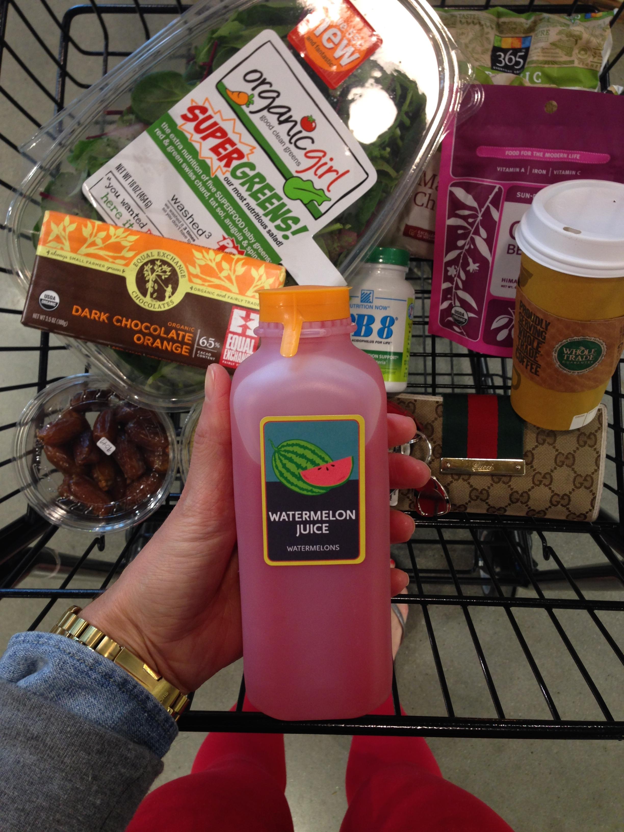 whole foods watermelon juice