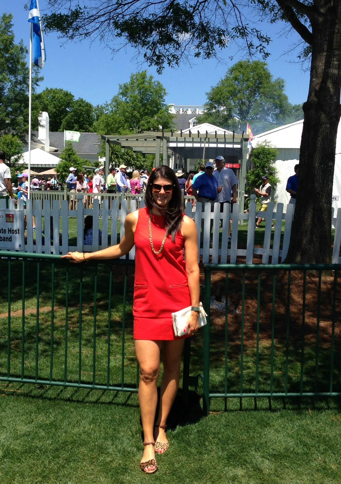 LS - Wells Fargo Golf Tourney 2014