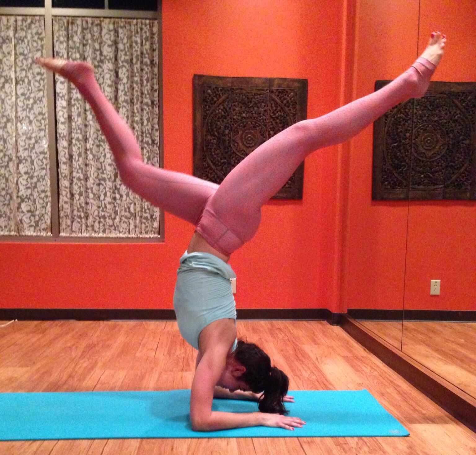 Pincha -  yoga - lauren schwaiger