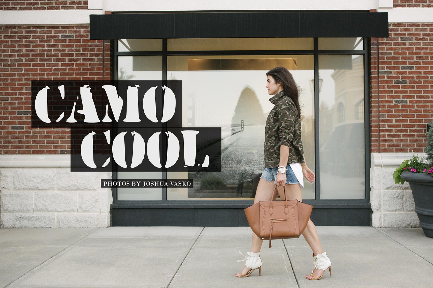 Camo Cool - Lauren Schwaiger - Style