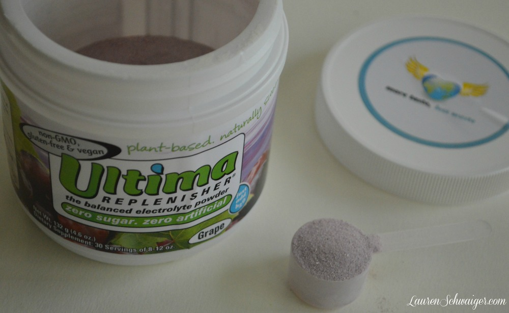 Ultima Electrolyte Powder - LaurenSchwaiger.com