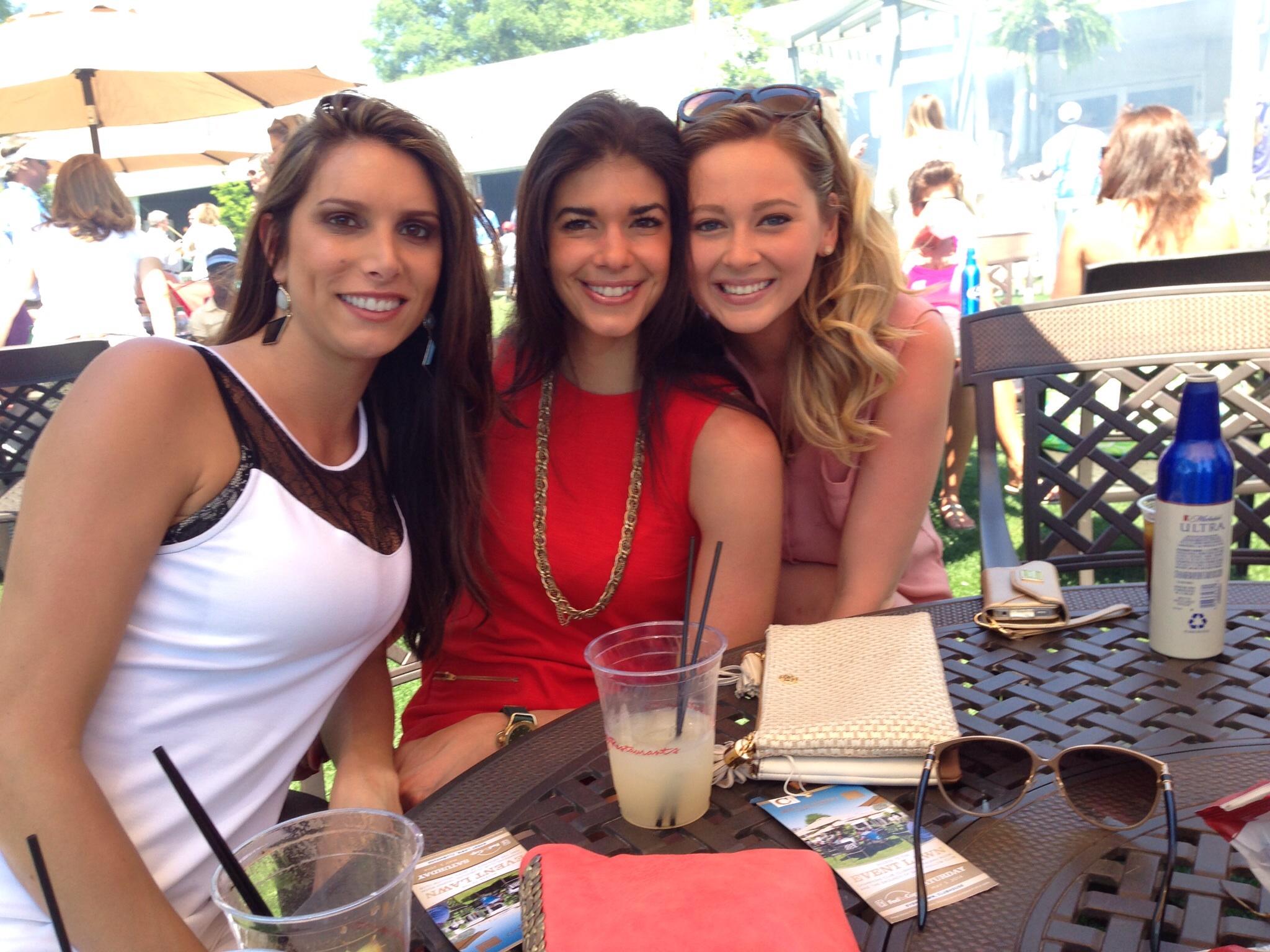 golf tournament - friends