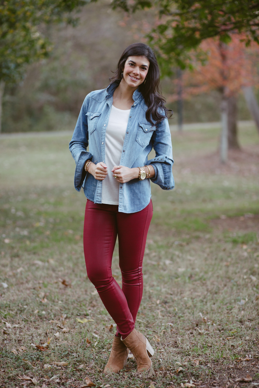 LaurenSchwaiger-Style-Rich&Skinny-Red-CoatedJeans.jpg