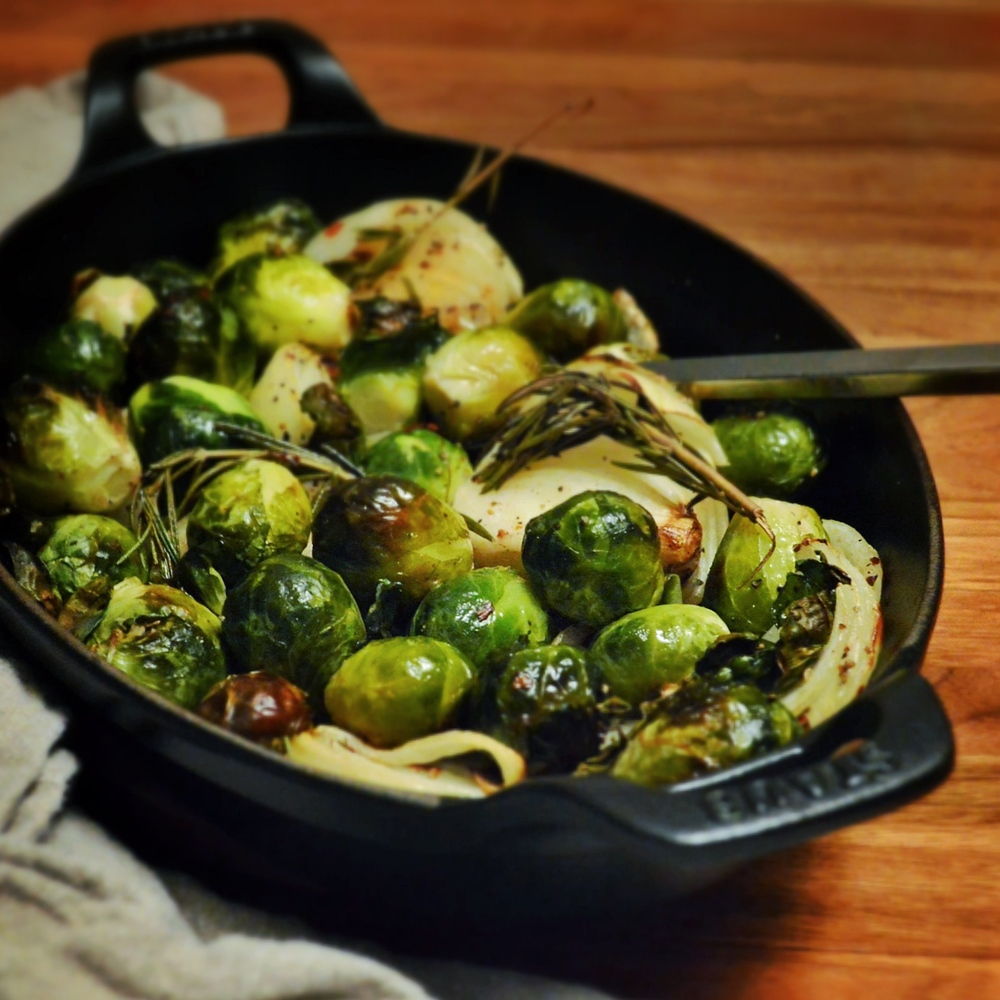LaurenSchwaiger-Blog-Oven-Roasted-Brussels-Sprouts-With-Yellow-Onion-and-Rosemary.jpg