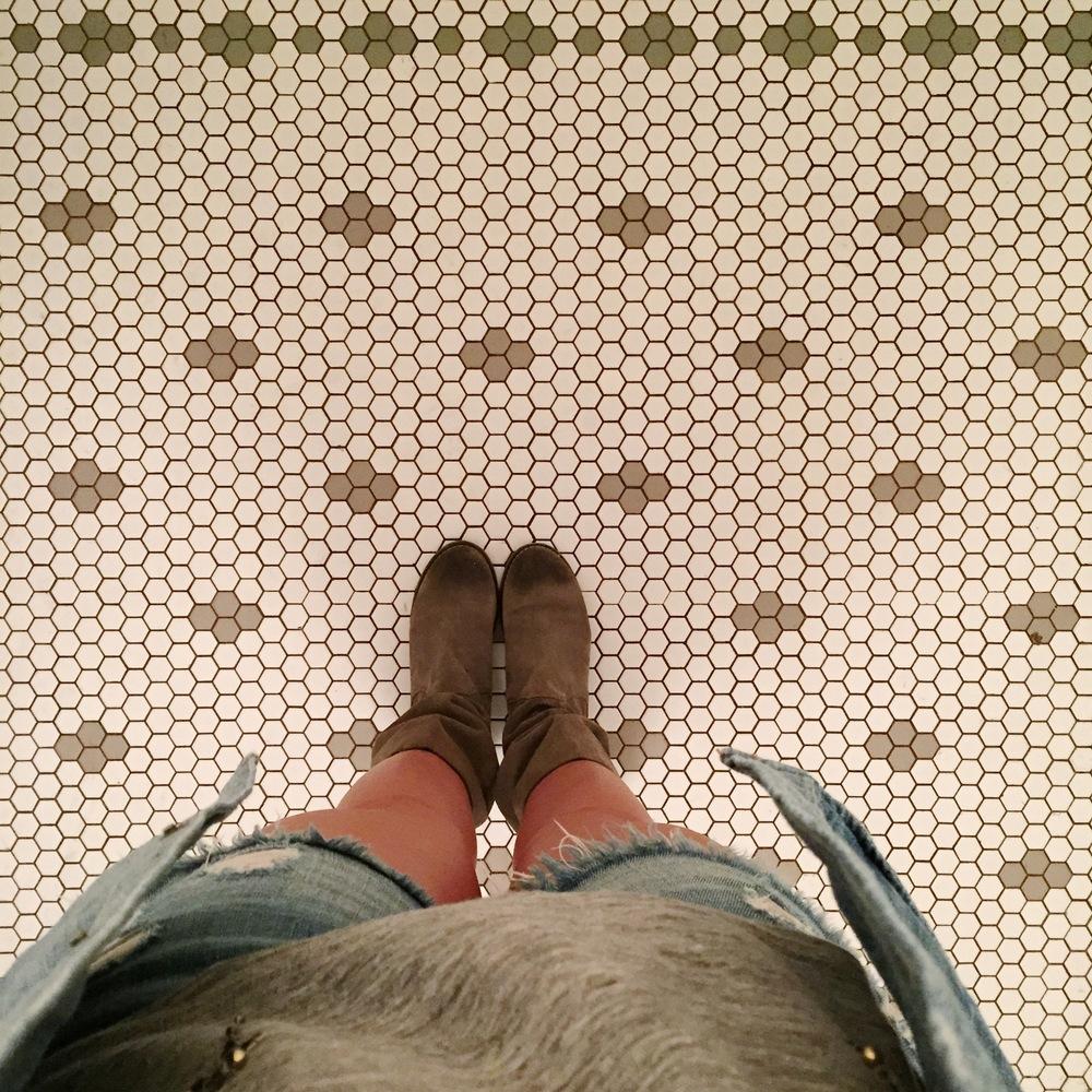 LaurenSchwaiger-Life-Style-Blog-Boots-Denim-Vintage-Tile-Floor-Kindred-Davidson-NC.jpg