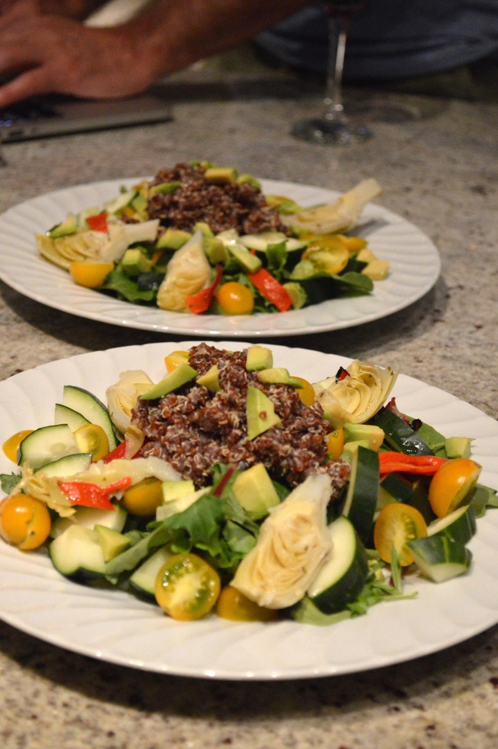 LaurenSchwaiger-Healthy-Life-Style-Blog-Quinoa-Salad.jpg