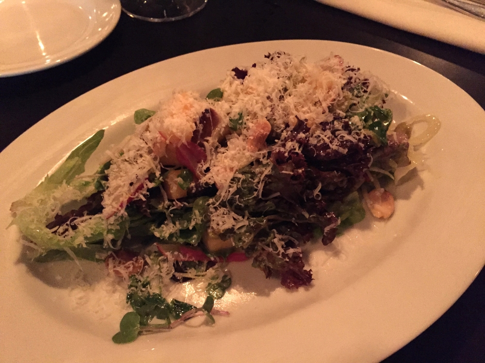 Mixed Lettuce | Seasonal Offerings, House Vinaigrette