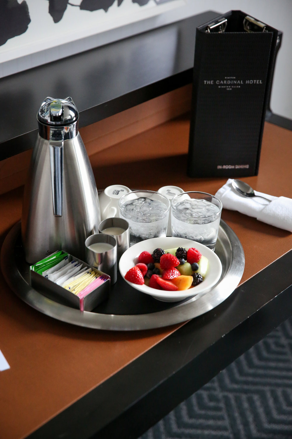 Kimpton-Cardinal-Hotel-Coffee-Fruit-Room-Service-Lauren-Schwaiger-Blog.jpg