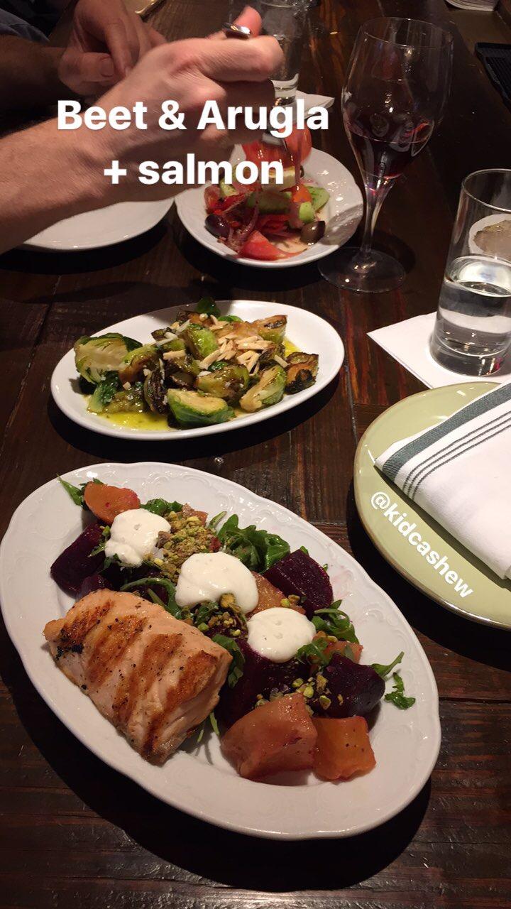 kid-cashew-beet-arugala-salad-salmon-lauren-schwaiger-charlotte-blogger.jpg