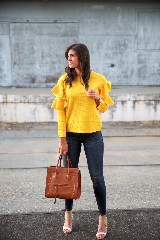 dark-denim-yellow-ruffle-sleeve-blouse-chic-summer-style.jpg