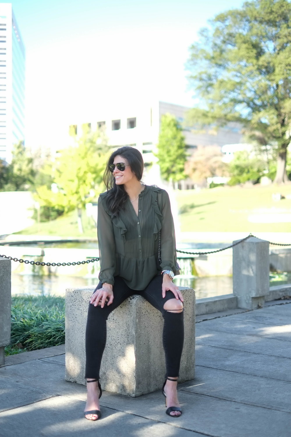 who-what-wear-collection-tuxedo-blouse-olive-green-lauren-schwaiger-style-blog.jpg