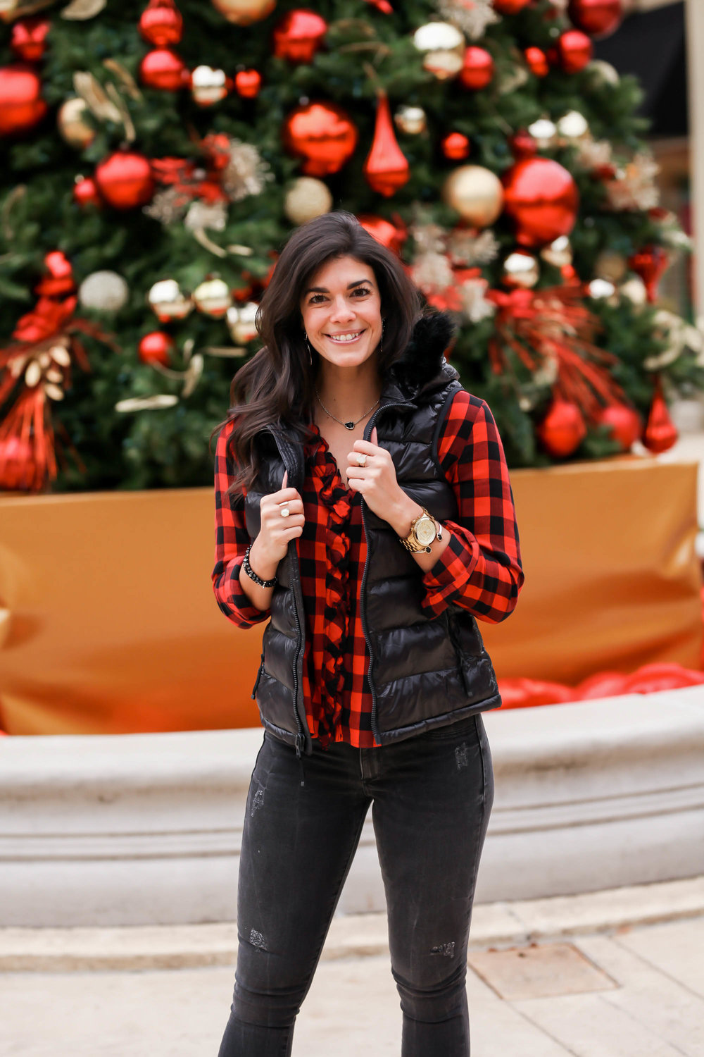 Black-Denim-Puffer-Vest-Buffalo-Plaid-Casual-Chic-Winter-Style.jpg