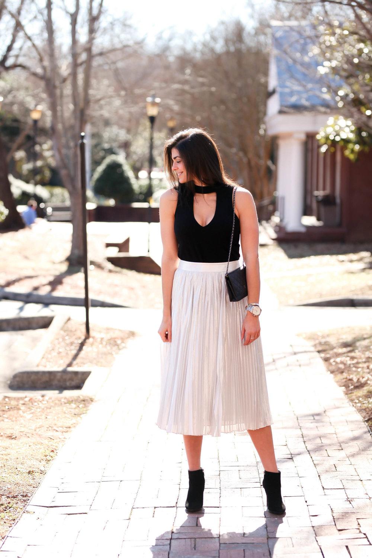 pleated-silver-metallic-skirt-black-cutout-top-lauren-schwaiger-style-blog.jpg