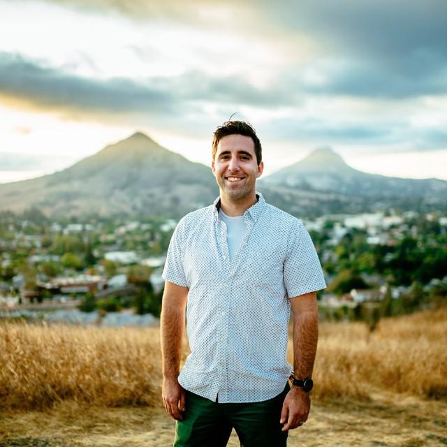 Meet your newest council member, Dan Rivoire! #voterivoire