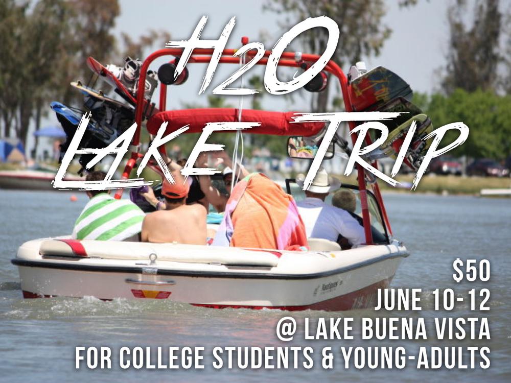 H20 Lake Trip