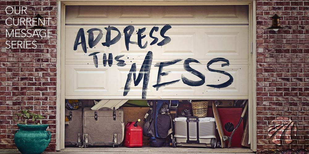 Address the Mess series