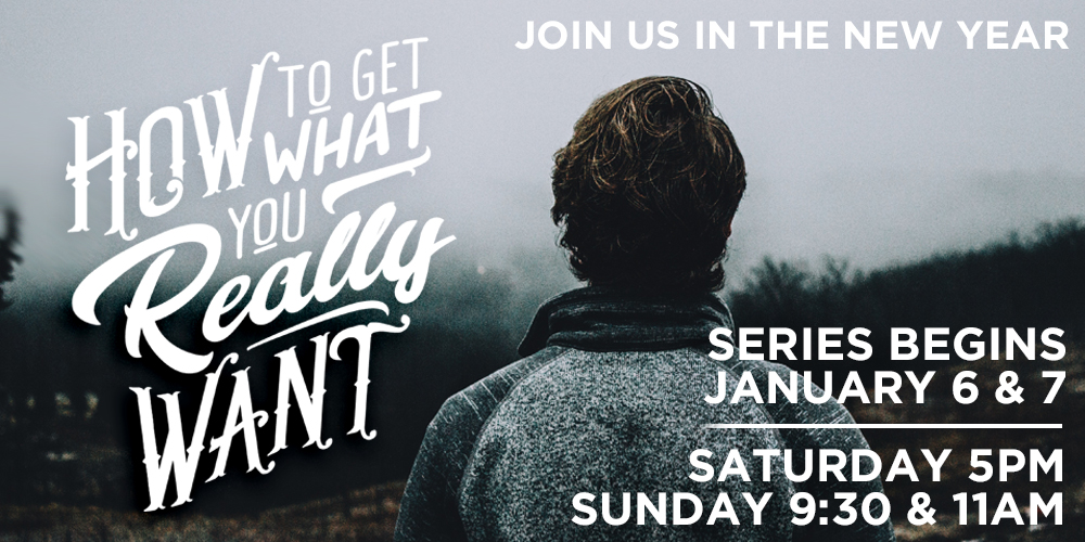 How to Get What You Really Want series