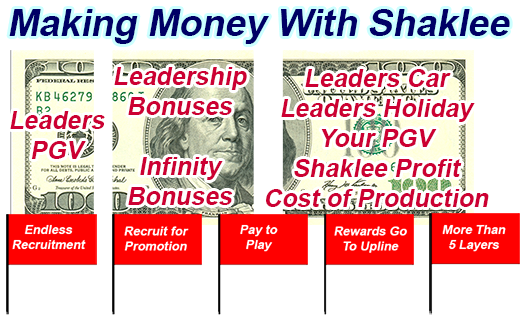 money-with-shaklee