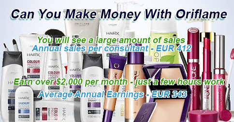Can You Make Money With Oriflame