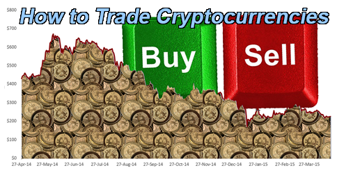 You can  trade on upward or downward price moves in Cryptocurrency