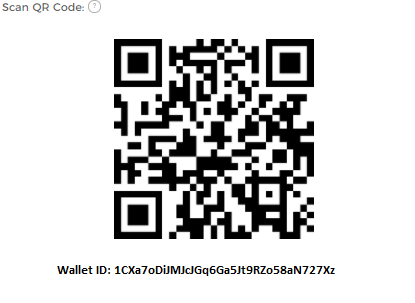 Our  Blockchain wallet.
