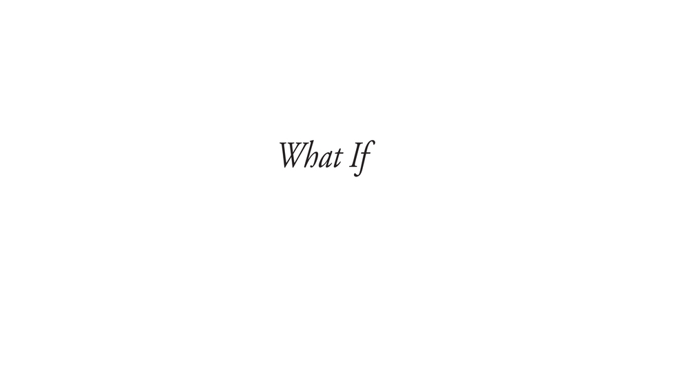 What If (A.I.M. Financial Group, Inc)