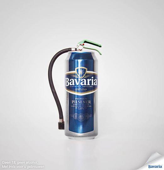 Bavaria summer ad