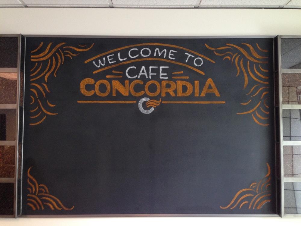 Cafe Concordia