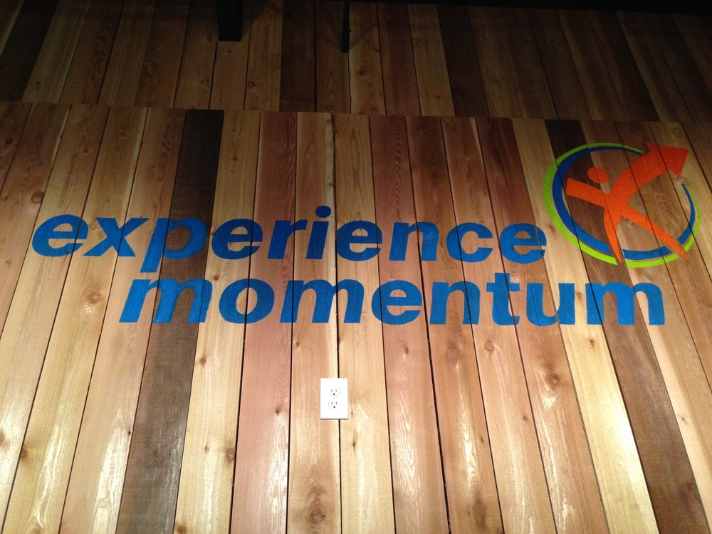 Experience Momentum