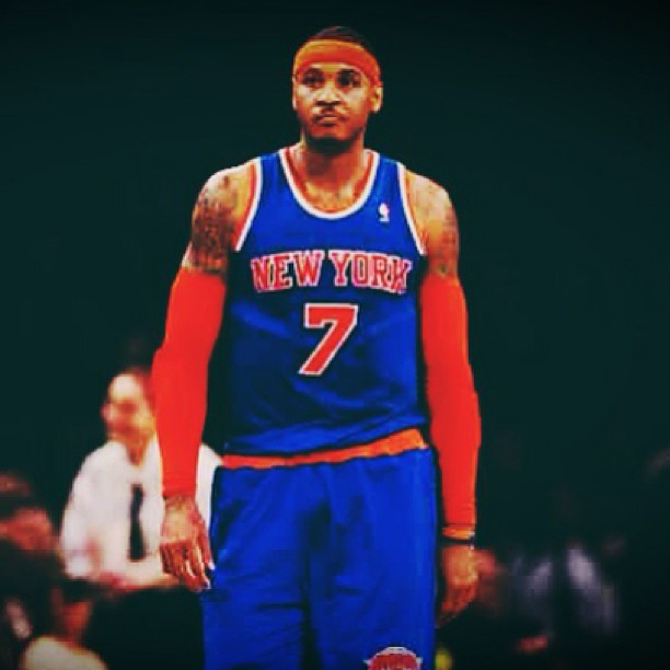 Just gotta feeling about these playoffs……Knicks!!!!! 2LV