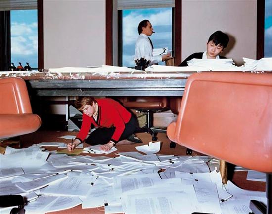 jennilee: lawers office, new york - lars tunbjork (1997)