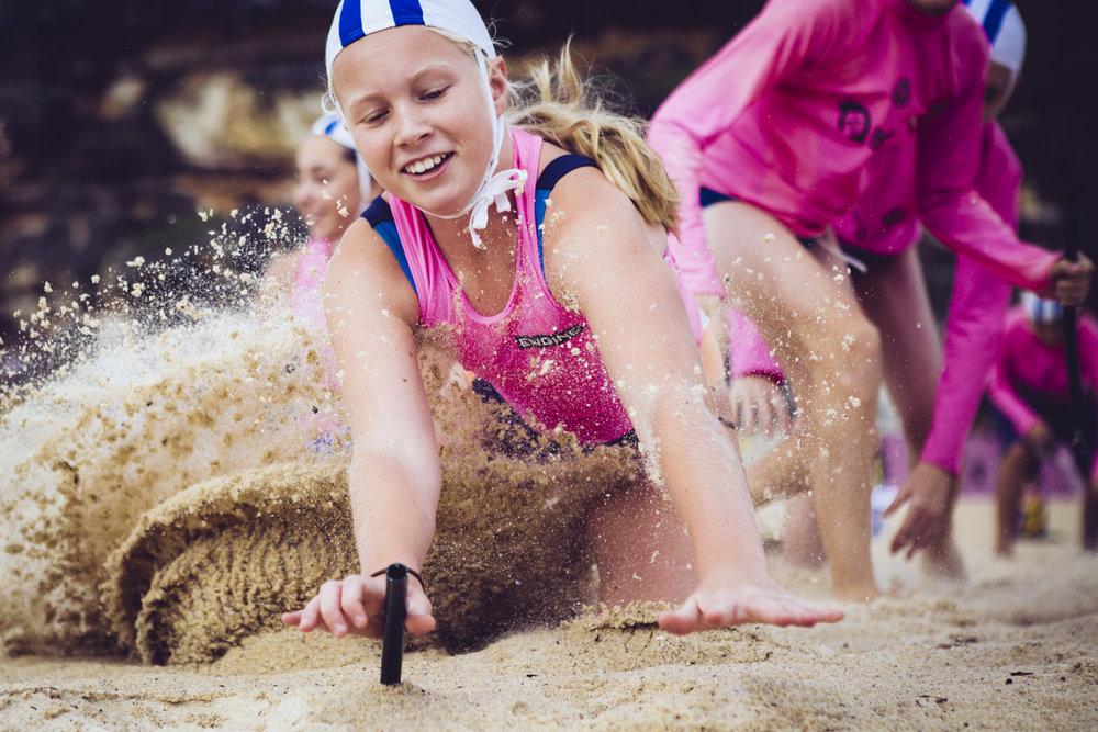 Tamarama surf club - annual report