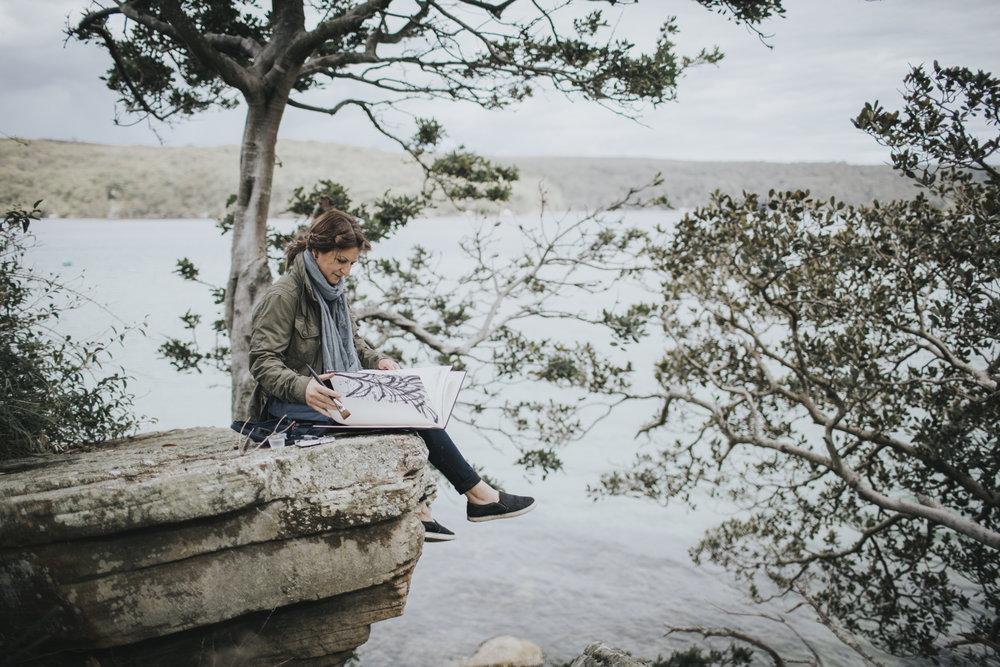 natalie o'connor - Australian artist
