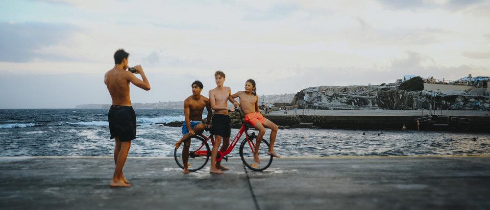 Australian summer -
