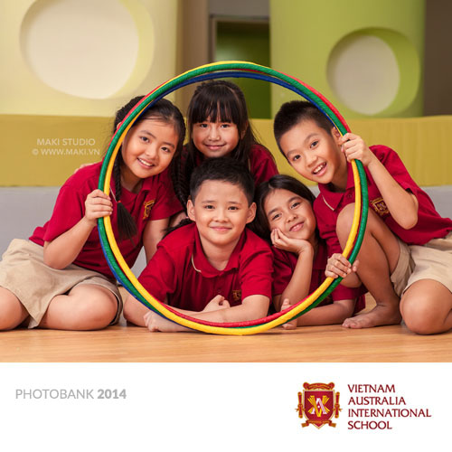 Viet Uc International School - Photobank 2014