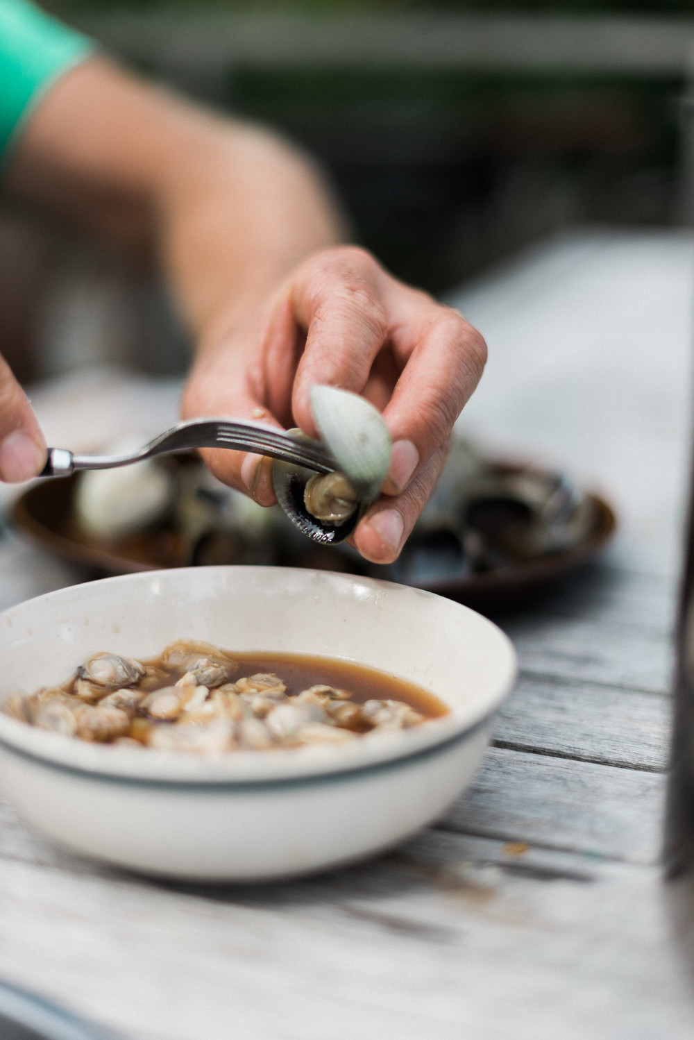 Cockles New Zealand Forage Josh Griggs Auckland Food Photographer-36.jpg