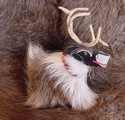 #Tx 180001 Reindeer - Made in Russia  Donation: $25