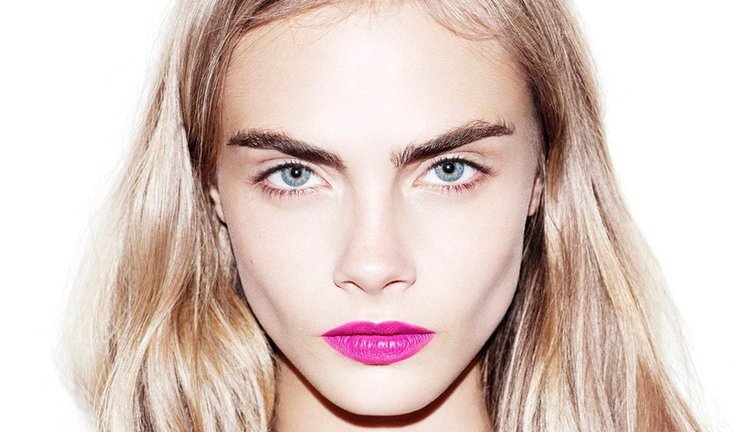 IMAGE SOURCE: cara-delevingne-eyebrows-dolce-and-gabbana-ss13