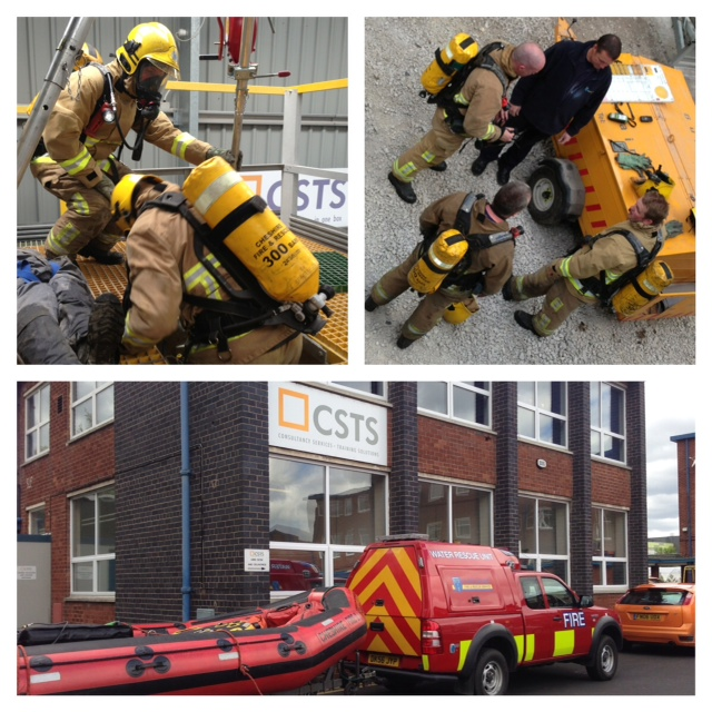 Cheshire Fire and Rescue use CSTS Confined Space Facilities.jpg