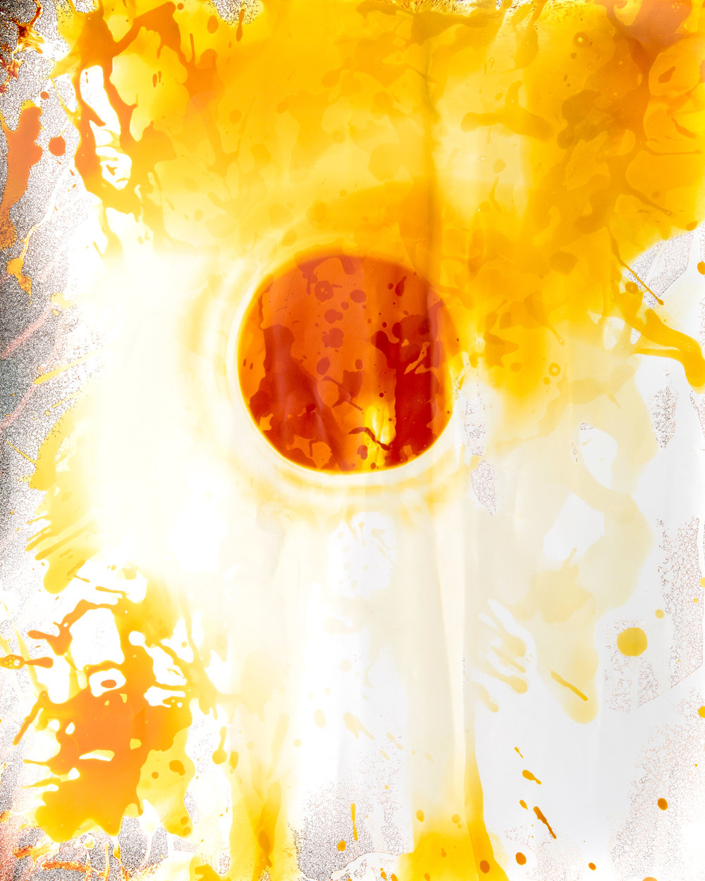 Fire From The Sun (Not Hell)